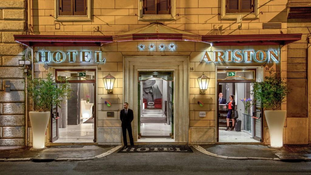 2ca320b2286 4-звездочные отели Рим