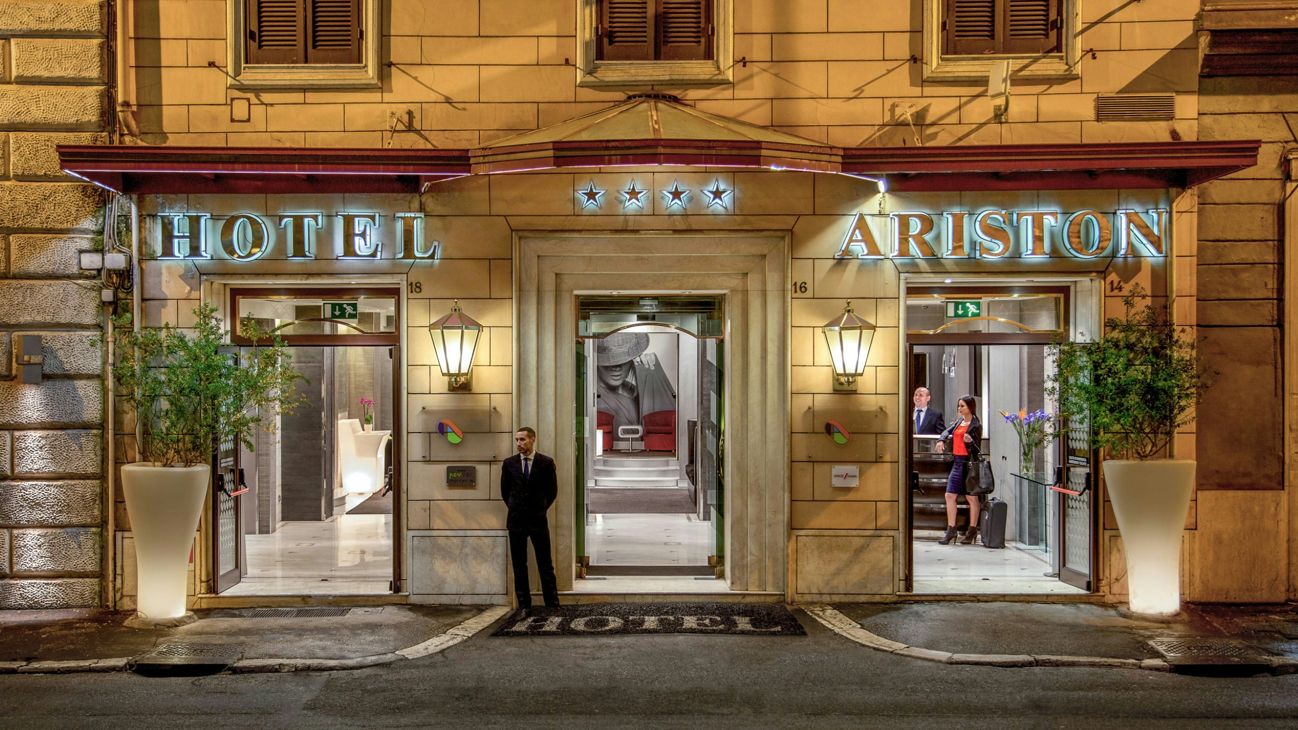 Famous Hotels In Rome